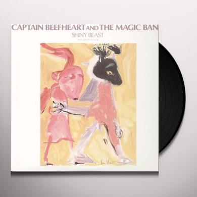 Captain Beefheart SHINY BEAST - BAT CHAIN PULLER Vinyl Record - 180 Gram Pressing
