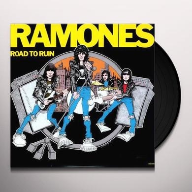 Ramones ROAD TO RUIN Vinyl Record - 180 Gram Pressing