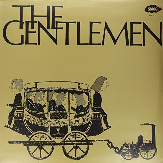 GENTLEMEN Vinyl Record