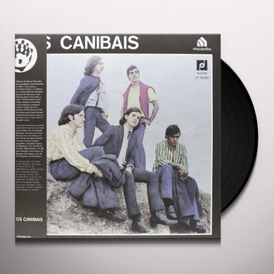 OS CANIBAIS Vinyl Record