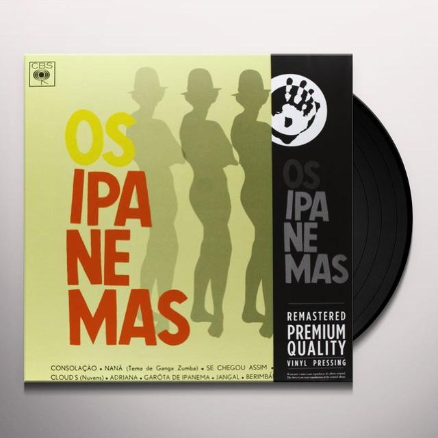 OS IPANEMAS Vinyl Record