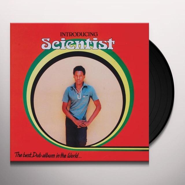 INTRODUCING SCIENTIST: THE BEST DUB ALBUM IN THE Vinyl Record