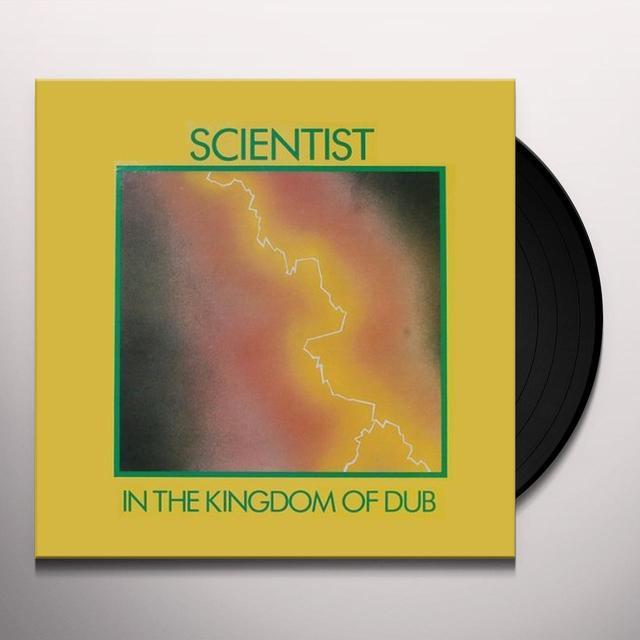Scientist IN THE KINGDOM OF DUB Vinyl Record