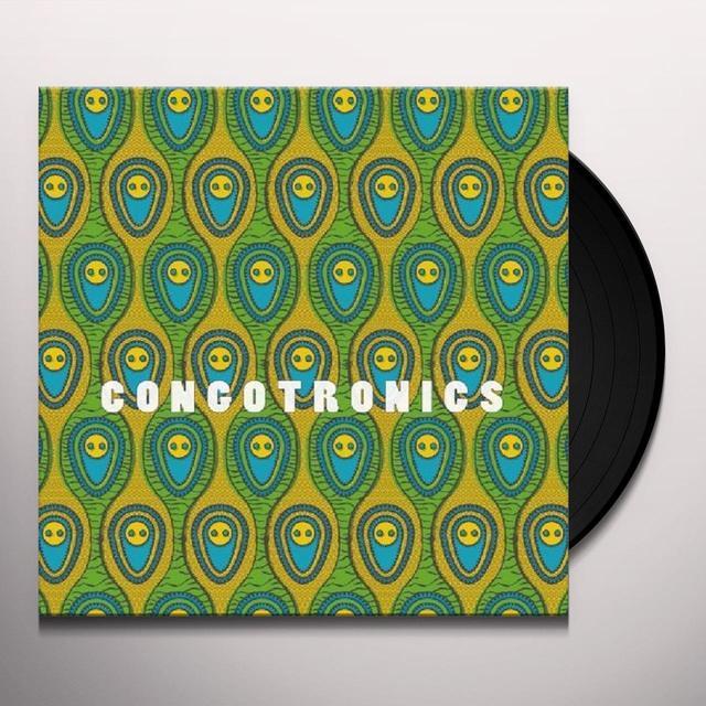 CONGOTRONICS / VARIOUS Vinyl Record