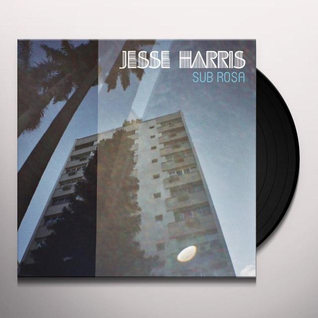 Jesse Harris SUB ROSA Vinyl Record