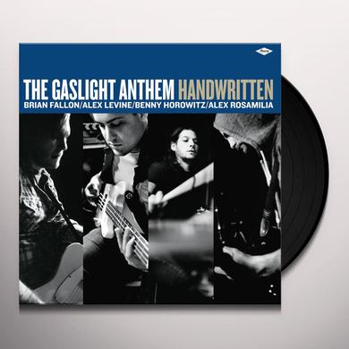 The Gaslight Anthem HANDWRITTEN Vinyl Record