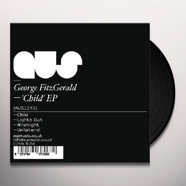 George Fitzgerald CHILD Vinyl Record