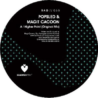 Popsled & Magit Cacoon HIGHER POINT Vinyl Record