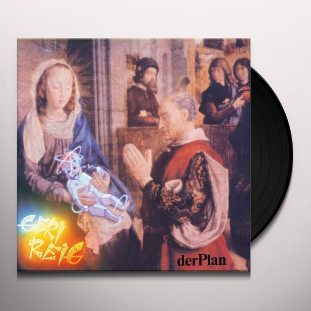 Der Plan GERI REIG Vinyl Record