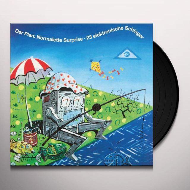 Der Plan NORMALETTE SURPRISE Vinyl Record - 180 Gram Pressing, Reissue