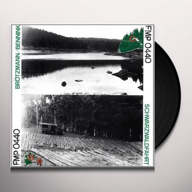 Peter Brotzmann / Han Bennink SCHWARZWALDFAHRT Vinyl Record