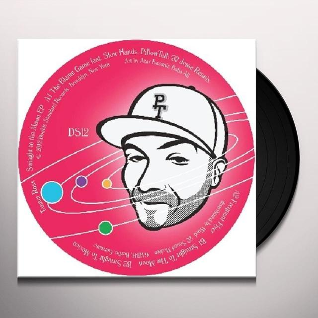 Tanner Ross STRAIGHT TO THE MOON Vinyl Record