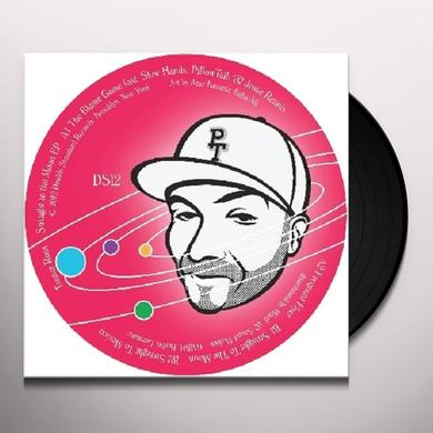 Tanner Ross STRAIGHT TO THE MOON (EP) Vinyl Record