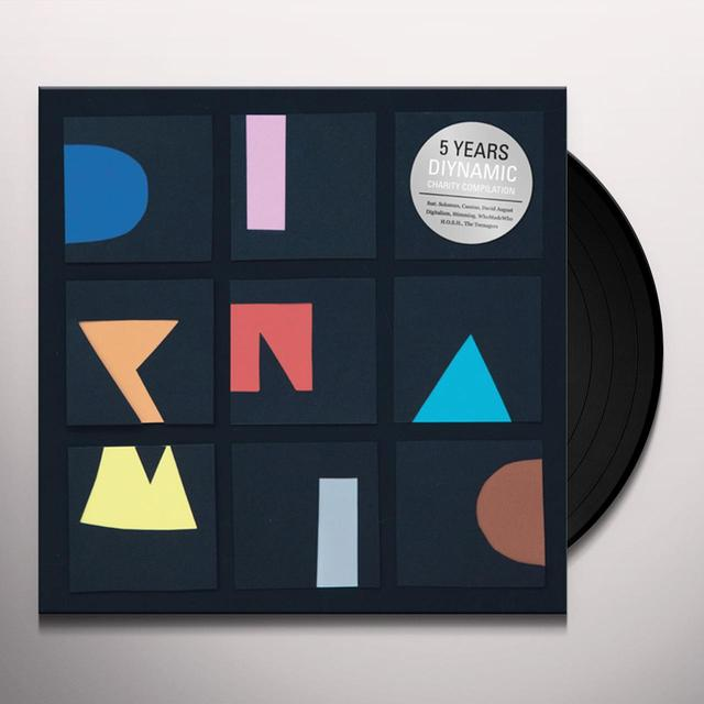 5 YEARS DIYNAMIC / VARIOUS Vinyl Record