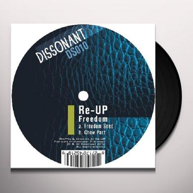 Re-Up FREEDOM Vinyl Record