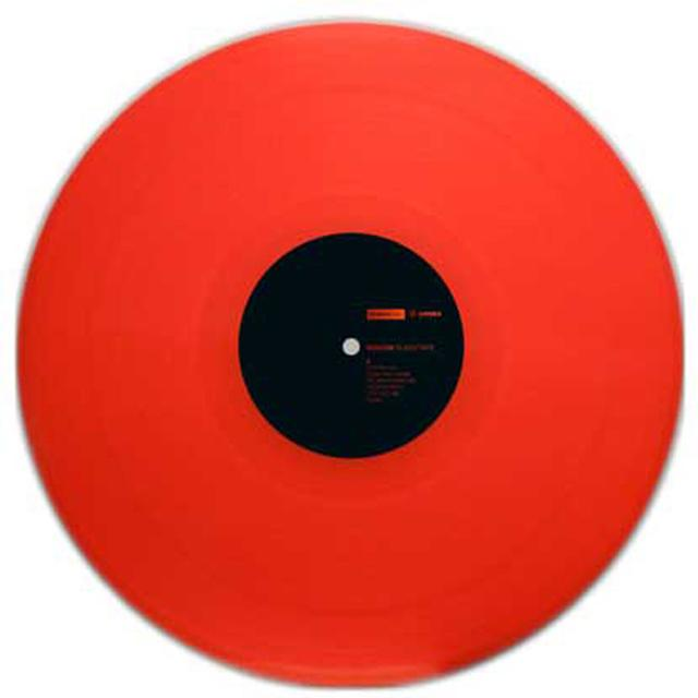 Nocow RUINS TAPE Vinyl Record