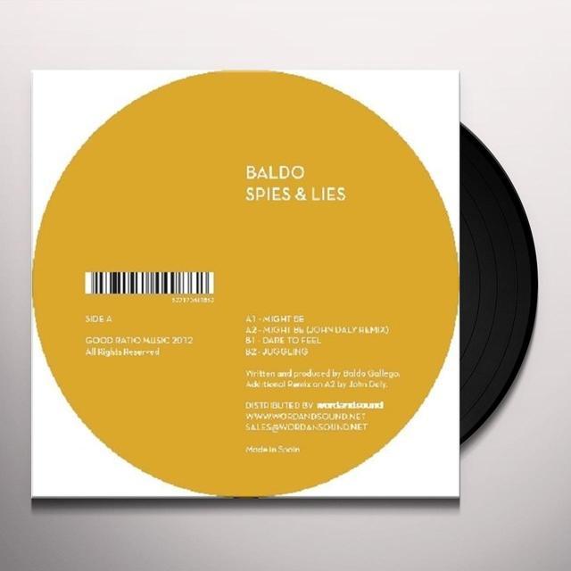 Baldo SPIES & LIES (EP) Vinyl Record