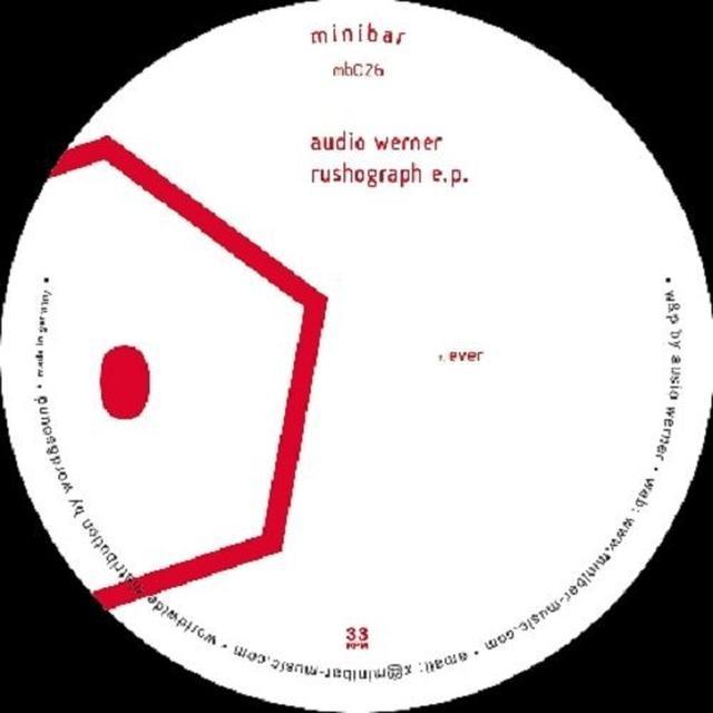 Audio Werner RUSHOGRAPH Vinyl Record