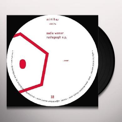 Audio Werner RUSHOGRAPH (EP) Vinyl Record