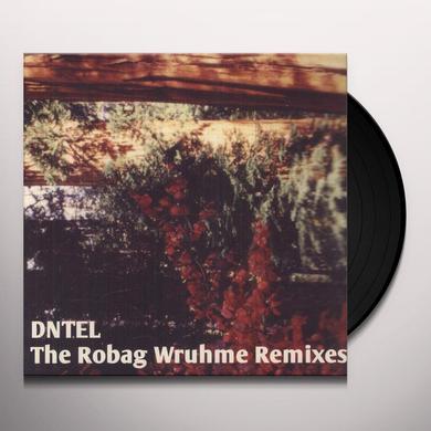 Dntel ROBAG WRUHME REMIXES (EP) Vinyl Record