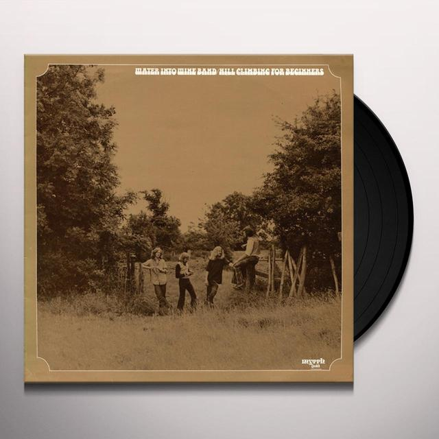 Water Into Wine HILL CLIMBING FOR BEGINNERS Vinyl Record