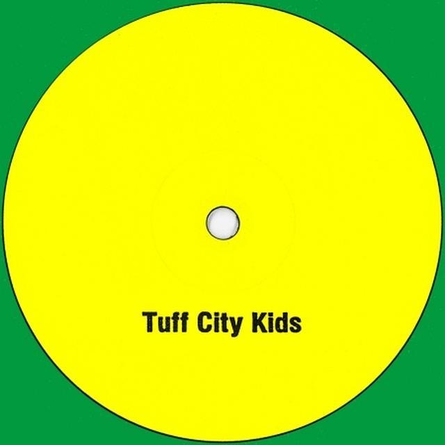 Tuff City Kids BOBBY TACKER Vinyl Record