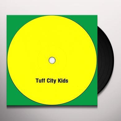 Tuff City Kids BOBBY TACKER (EP) Vinyl Record
