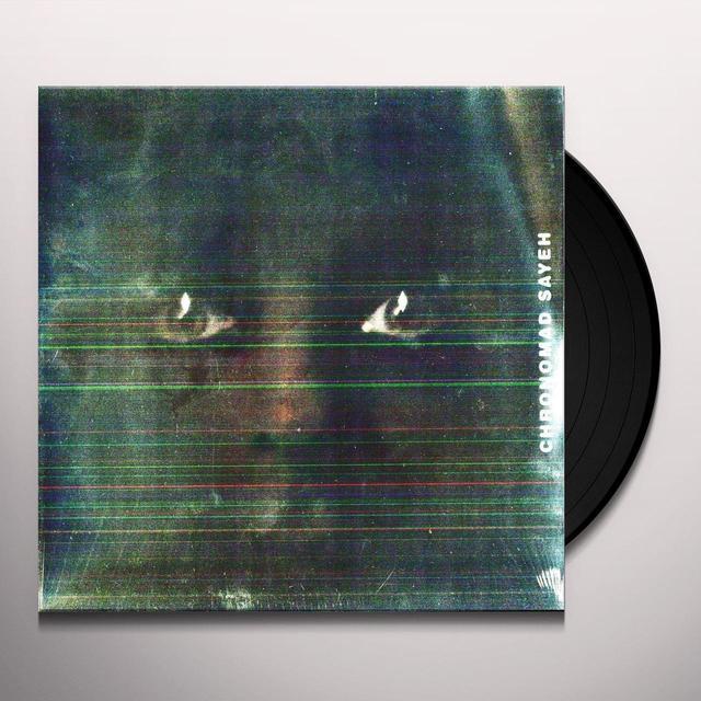 Chronomad SAYEH Vinyl Record