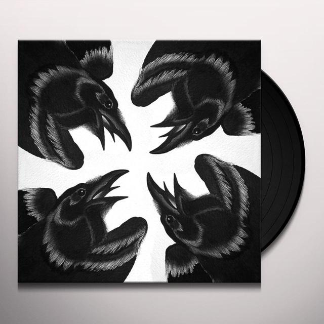 Pyramids With Wraiths MAGPIE & RAVEN Vinyl Record
