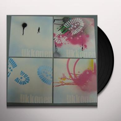 Ukkonen ISOLATED RHYTHMS OF Vinyl Record