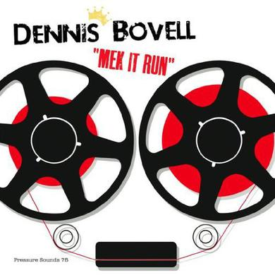 Dennis Bovell MEK IT RUN Vinyl Record