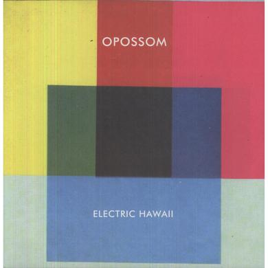 Opossom ELECTRIC HAWAII Vinyl Record