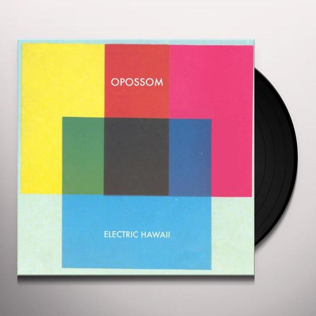 Opossom ELECTRIC HAWAII (BOX) Vinyl Record