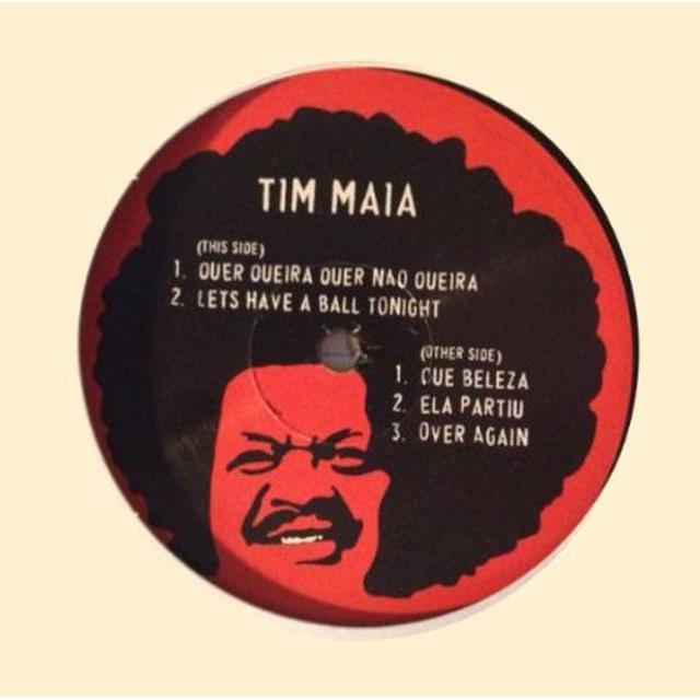 Tim Maia 12 INCH Vinyl Record