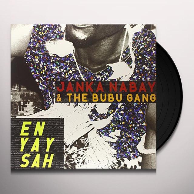 Janka Nabay & Bubu Gang EN YAY SAH Vinyl Record