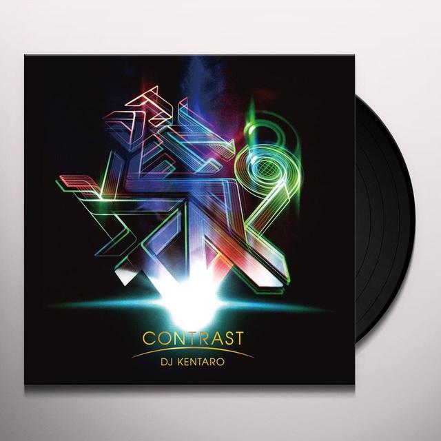 Dj Kentaro CONTRAST Vinyl Record