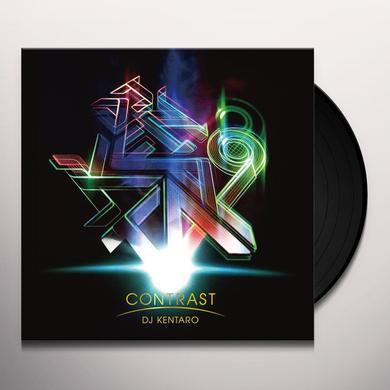 Dj Kentaro CONTRAST Vinyl Record - 180 Gram Pressing