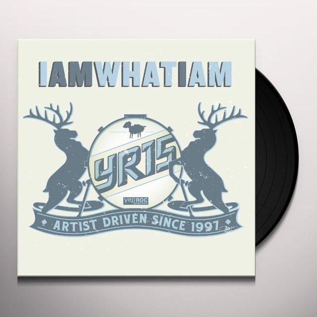 I AM WHAT I AM / VARIOUS Vinyl Record