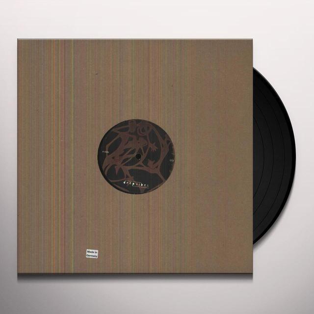 Sascha Dive JAM SESSION 2 Vinyl Record