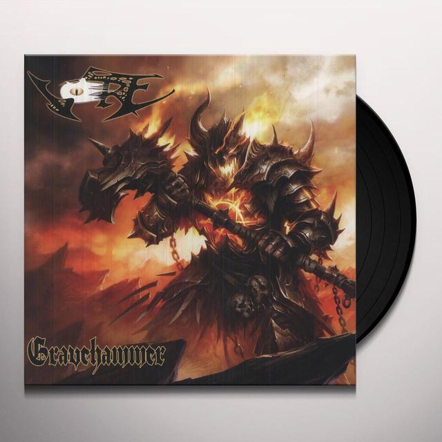 Vore GRAVEHAMMER Vinyl Record