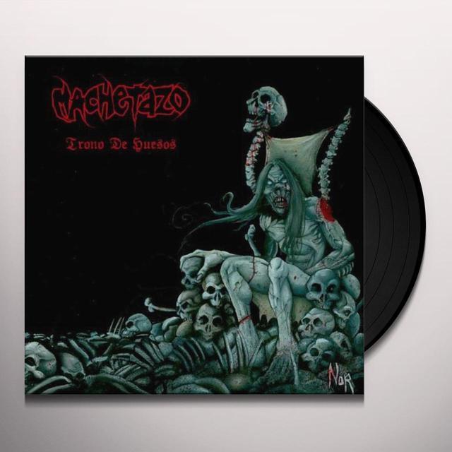 Machetazo TRONO DE HUESOS Vinyl Record