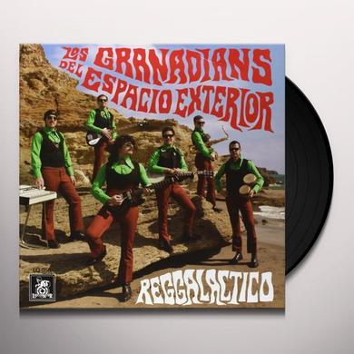 LOS GRANADIANS DEL ESPACIO EXTERIOR Vinyl Record