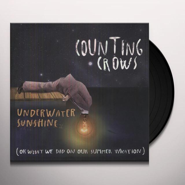 Counting Crows UNDERWATER SUNSHINE Vinyl Record - 180 Gram Pressing