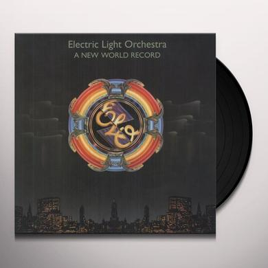 Elo ( Electric Light Orchestra ) NEW WORLD RECORD Vinyl Record - Canada Release