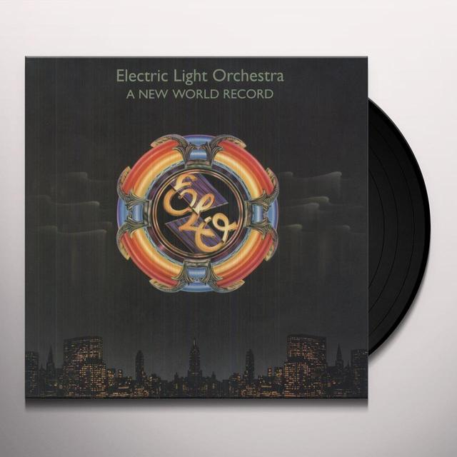 Elo ( Electric Light Orchestra ) NEW WORLD RECORD Vinyl Record - Canada Import
