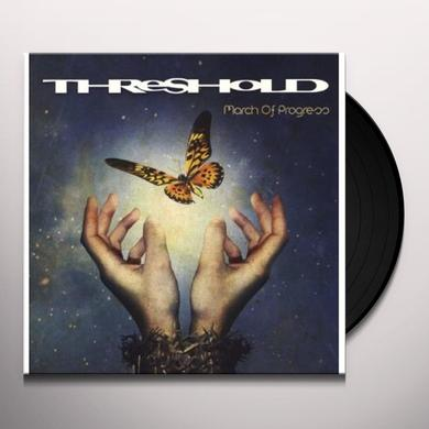Threshold MARCH OF PROGRESS Vinyl Record