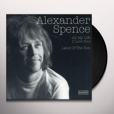 Skip Spence ALL MY LIFE (I LOVE YOU) / LAND OF THE SUN Vinyl Record