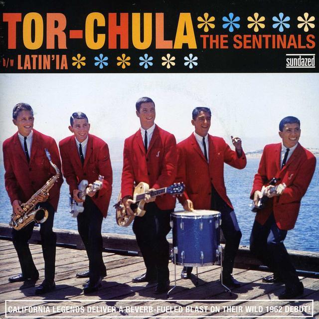 Sentinals TOR-CHULA / LATIN'IA Vinyl Record