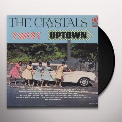 The Crystals TWIST UPTOWN Vinyl Record