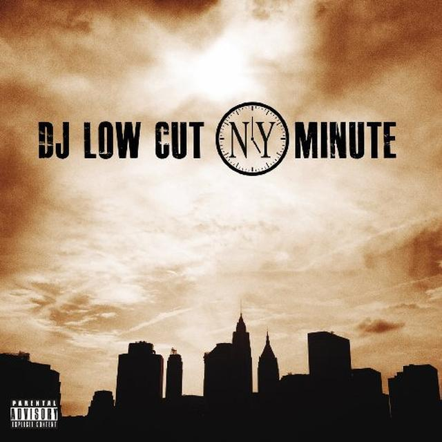 Dj Low Cut NY MINUTE Vinyl Record